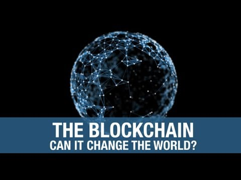 5 Ways Block Chain WILL Change The World – DigiByte #DGB Leading The Way In Healthcare