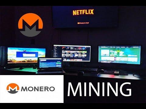 4KH/s GPU&CPU Monero(XMR) Mining, Gaming, Entertainment, Productivity Setup
