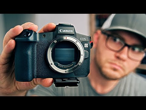 Why People Are Wrong About the Canon EOS R