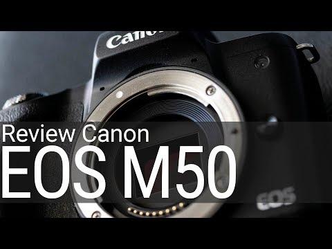 Review Canon EOS M50 e impressões EF-M 22mm STM #mirrorless #Canon #EOSM50
