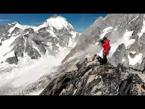 Behind the Scenes with Jimmy Chin and the Canon EOS R System