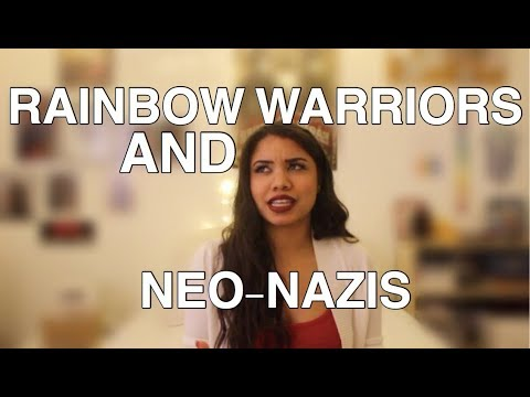 RAINBOW WARRIORS & NEO-NAZIS | READING A VICE ARTICLE