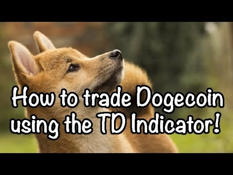 Trading Dogecoin / Doge using the TD Indicator, Bitcoin / Altcoin News 9-08-18
