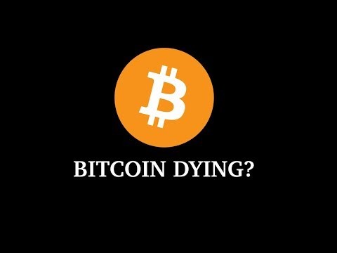 BITCOIN / CRYPTOCURRENCY DYING?
