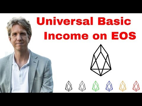 Dan Larimer's Universal Basic Income Means Worldwide Mass Adoption for EOS