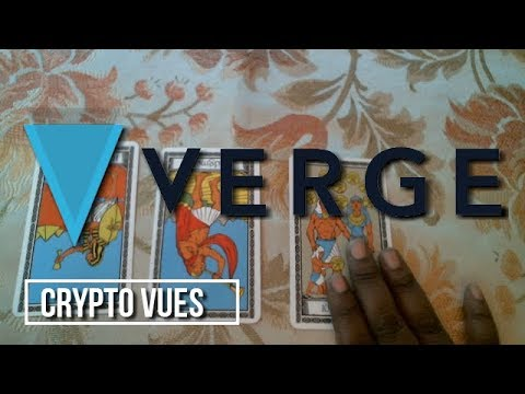 VERGE (XVG) Crypto Psychic Analysis: Solid Marketing