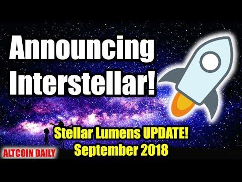 Announcing Interstellar!! Stellar Acquires Blockchain Startup Backed by Visa [Crypto News]