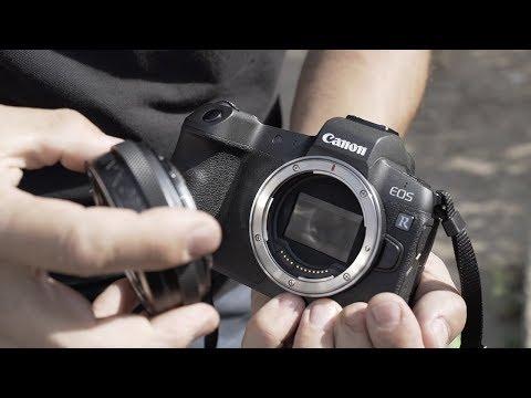 Canon EOS R – TEST AF s objektivem EF 70-200mm f/2,8 L IS III & ukázka AF v lowlight prostředí
