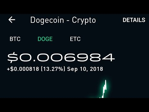 BUY DOGECOIN 🐕 NOW!!!!! BEFORE ITS TOO LATE😳($1) soon?