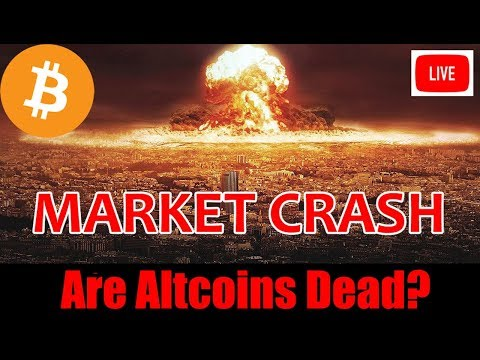 Are Altcoins DEAD? – Daily Bitcoin and Cryptocurrency News