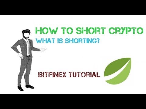 HOW TO SHORT CRYPTOCURRENCY – Bitfinex Tutorial
