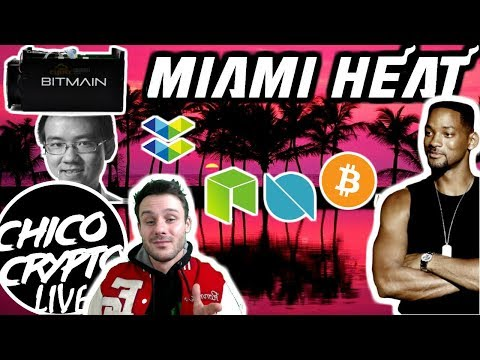 NEO v Ontolgoy-Ian Balina🤡🤢🤮 Bitmain Hash Power $BTC $ELA Market Reaction?