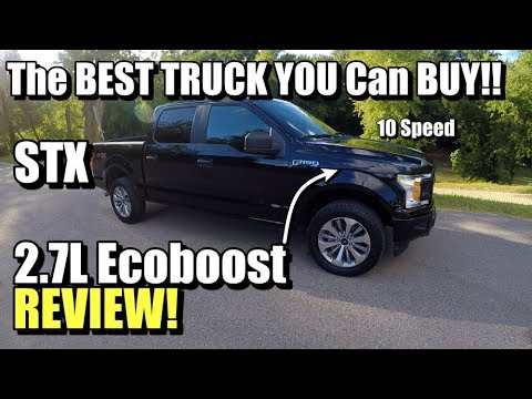 2018 F-150 STX 2.7L Ecoboost vs 2019 Chevrolet Silverado vs 2019 Dodge Ram