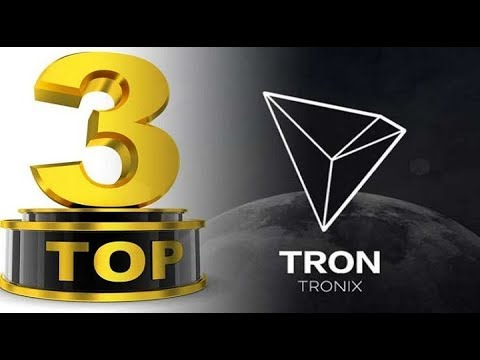 Top 3 Tron Price Predictors For (TRX)! Cryptocurrency's Bullish Outlook In Q4 2018