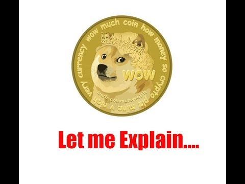 Dogecoin: I'll tell you whats going on! a response video
