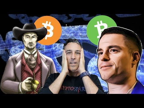BITCOIN vs BITCOIN CASH ~ JIMMY SONG vs ROGER VER IN HEATED DEBATE!
