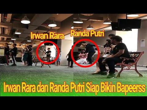 Latihan Bersama Aulia Rani Danang Irwan Rara Putri Randa, Akan Ada Kejutan Irwan-Rara, Randa-Putri