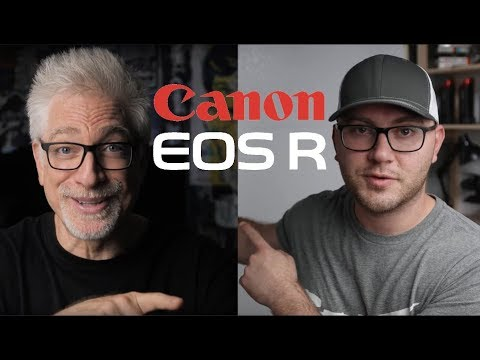 Caleb Pike & the Canon EOS R; Curiosity & Collaboration; One More Thing