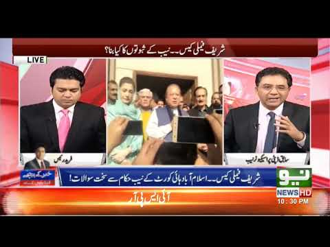 Khabar K Pechay with Fareed Rais Part 2   13 Sep 2018   Neo News HD