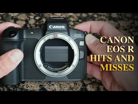 The Canon EOS R – Hits and Misses
