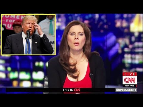 """TRUMP IS DISGUSTING!""… Erin Burnett STUNNED After Neo-Nazi EXPOSES He's Emboldened By Trump"
