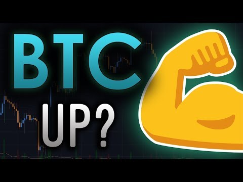 IS BITCOIN SHOWING SIGNS OF STRENGTH? – BTC/CRYPTOCURRENCY TRADING ANALYSIS