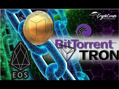 Crypto News! Tron (TRX) Was Not Alone; FileCoin, NEO and EOS Tried Grabbing BitTorrent too