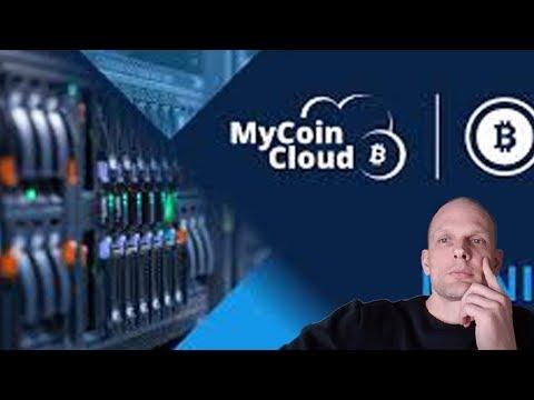 BITCOIN CLOUD MINING: MYCOINCLOUD ICO REVIEW 2018