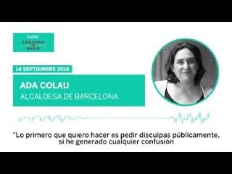 ADA COLAU indigna a la Universidad de Barcelona y pide disculpas   Cataluña