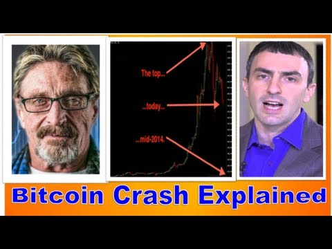 Bitcoin Price Predictions of the Year by John McAfee, Tony Vays and Erik Voorhees