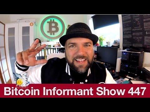 #447 Blockchain Association Washington, Altcoins sind tot & Bitcoin hat Tief erreicht
