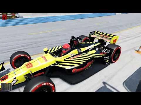 Ferrariman601 – VRC Formula NA 2018 – Shakedown