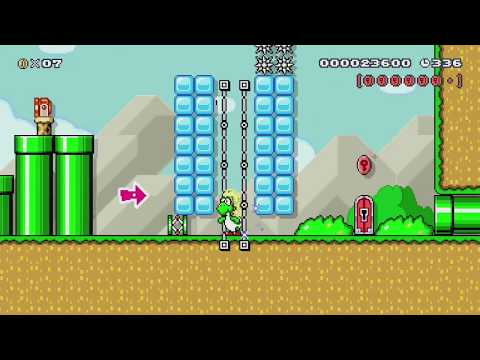 SMW – Special World – Groovy by Neo – SUPER MARIO MAKER – NO COMMENTARY