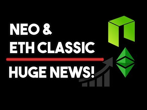 ETC HUGE NEWS! & NEO REBRAND?! WHAT'S GOING ON?