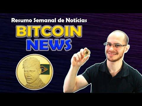 🛑 Ethereum se Recupera, Dogecoin Dispara, Neymar Coin e mais! Resumo de Notícias Bitcoin News 2018