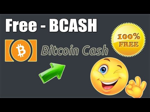 🏆 Free-Bcash Tutorial Completo ► Nueva Faucet para Ganar Bitcoin Cash 100% Gratis 😎 | Gokustian