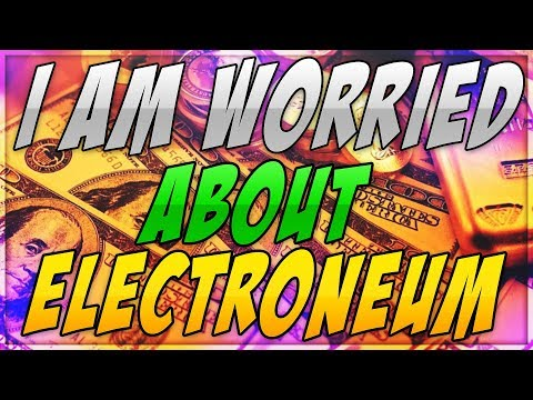 I Am Worried About Electroneum (THIS IS WHY)
