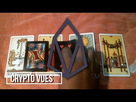 EOS (EOS) Tarot Technical Analysis: DIGGING IN