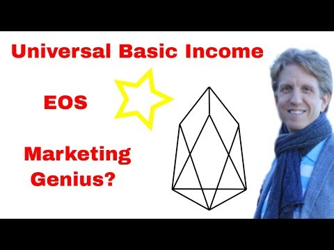 EOS Universal Basic Income The Most Genius Marketing Strategy Ever? (Universal Resource Inheritance)