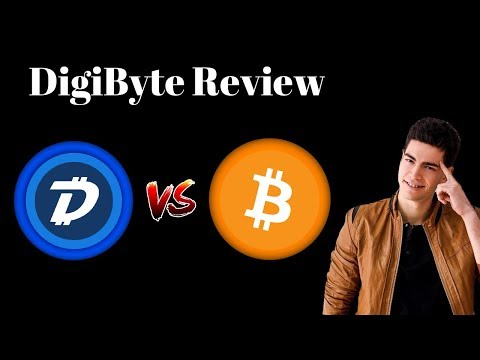 DigiByte Review – Bitcoin + Ethereum Combined?