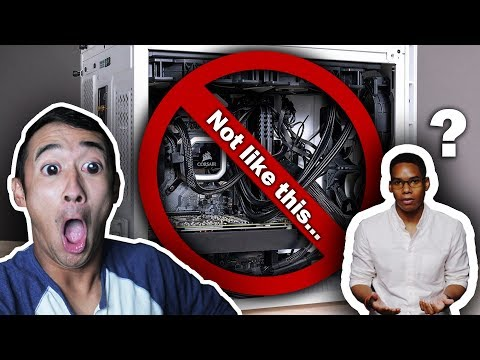 The Verge of Awful Computers – How NOT to build a PC