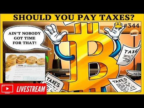 Taxes on Gold & Bitcoin | Free Crypto Market Analysis & Cryptocurrency News