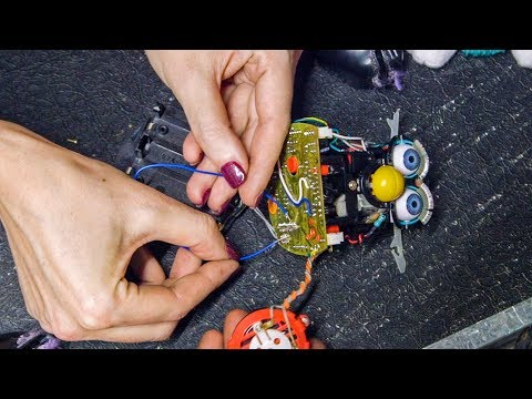 Circuit bending: Hacking a Furby in the name of music