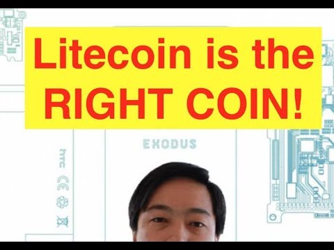 LITECOIN!! Party! Party! Party! (Bix Weir)
