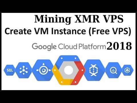 Mining XMR with VPS?? 2018 method
