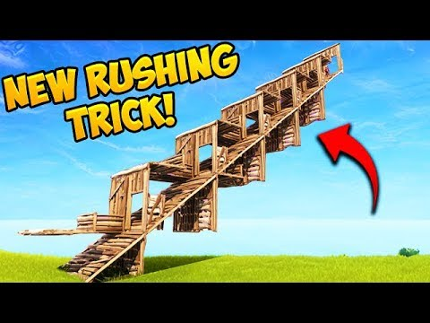 *EPIC TRICK* New Method of Rushing..!! – Fortnite Funny Fails and WTF Moments! #322