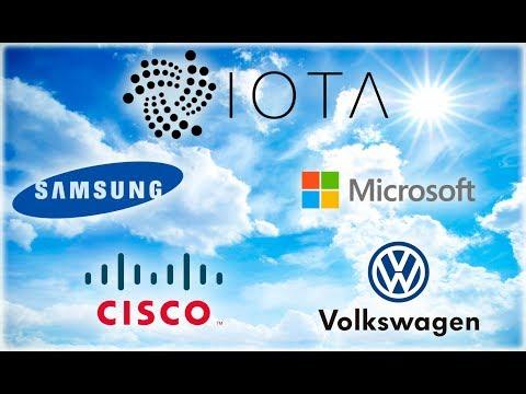 IOTA News! Here's The Latest IOTA Partnership News