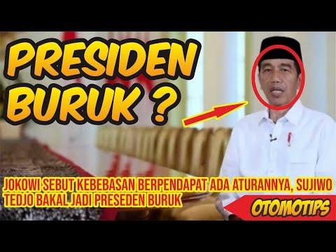 Jokowi Sebut Kebebasan Berpendapat Ada Aturannya, Sujiwo Tedjo Bakal Jadi Preseden Buruk – OTOMOTIPS