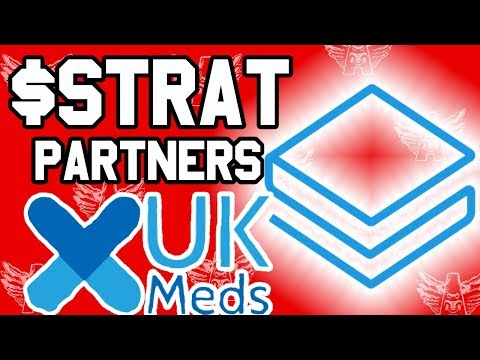 Stratis Partners With UK Meds! ($STRAT)