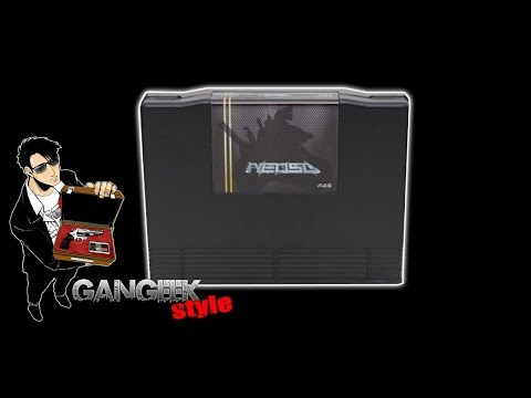 La cartouche NeoSD. La meilleure solution pour jouer sur Neo Geo ?